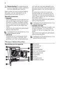 Droogautomaat NCD 11714 - Electrolux-ui.com - Page 6