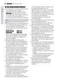 Benutzerinformation Gebruiksaanwijzing Notice ... - Electrolux-ui.com - Seite 6