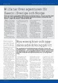 TIDNING FÖR eL- & vITvaRubRaNSCHeN - Elektronikbranschen - Page 6