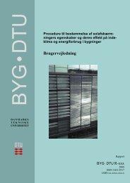 Rapport, billag 3 pdf - Elforsk