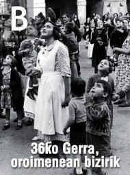 Gerra elgoibartarren ahotan - Elgoibarren.net