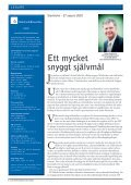 8/2010 3D-videokamera för konsument - Elektronikbranschen - Page 6