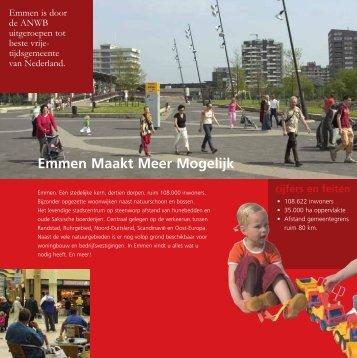 Nederland - Gemeente Emmen