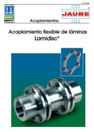 Acoplamiento Lamidisc - Emerson Industrial Automation