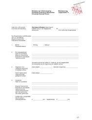 Aanvraagformulier tot verlenging leegstandvergunning - Gemeente ...