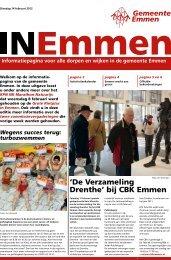 IN Emmen week 7 - Gemeente Emmen