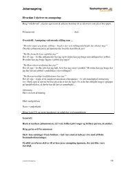 Skabelon til jobansøgning - Emu