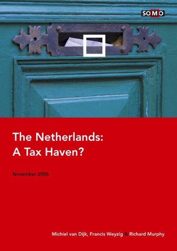 The Netherlands: A Tax Haven? - Emu