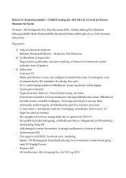 Referat af bestyrelsesmødet i GLB&D; lørdag den 18/8 2012 ... - Emu