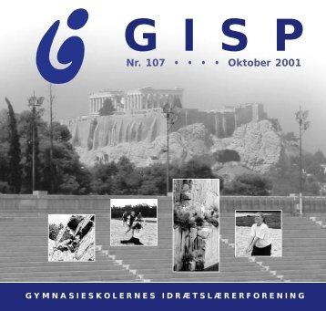 GISP nr. 107, Oktober 2001 - Emu