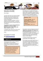 Htx-nyhedsbrev februar 2009 - Emu
