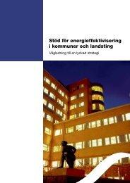 Vägledning för en lyckad strategi - Energimyndigheten