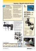 QuickFace, Manuellt svarvverktyg för flänsytor FF-120 ... - Enerpac - Page 3