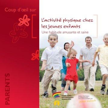 L'activité physique chez les jeunes enfants - Encyclopédie sur le ...
