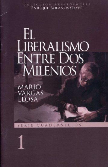 el liberalismo entre dos milenios - Biblioteca Enrique Bolaños