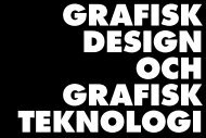 grafisk design eller teknologi - Högskolan Dalarna