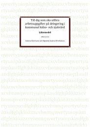 Läkemedelshantering, kompendium (pdf) - Högskolan Dalarna