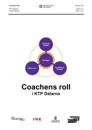 KTP-coach information - Högskolan Dalarna