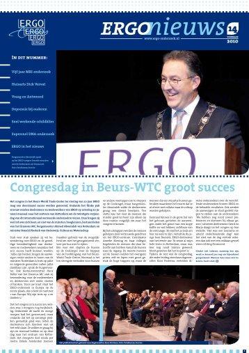 Ergo nieuws 14 - Erasmus MC
