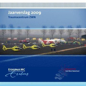 jaarverslag TCZWN 2009 - Erasmus MC