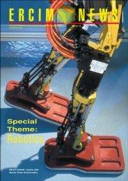 Robotics - ERCIM