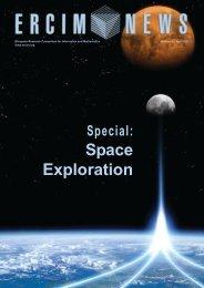 Space Exploration - ERCIM