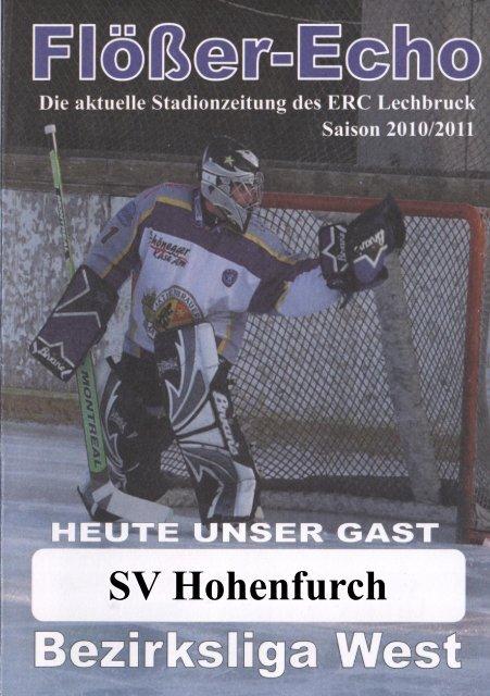 SV Hohenfurch - ERC Lechbruck