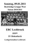SV Hohenfurch - ERC Lechbruck - Seite 3