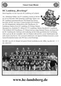 HC Landsberg - ERC Lechbruck - Seite 4