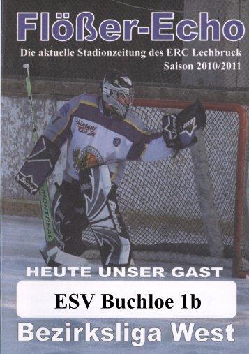 ESV Buchloe 1b - ERC Lechbruck