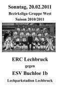 ESV Buchloe 1b - ERC Lechbruck - Seite 3