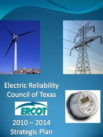 ERCOT Strategic Plan 2010-14 - ERCOT.com