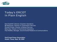 Data Aggregation - ERCOT.com