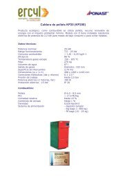 Caldera de pellets KP20 (KP20E) - Ercyl.com