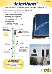Catálogo Solarventi - Ercyl.com