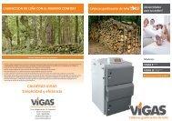 Catálogo Calderas VIGAS - Ercyl.com