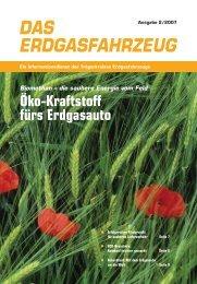 Ausgabe 2/ 2007 - Erdgastankstelle