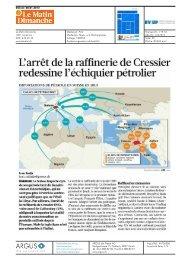 redessine l'échiquier pétrolier