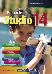 Pinnacle Studio 14 - eReading