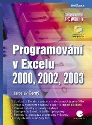 Programování v Excelu 2000, 2002, 2003 - eReading