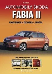 Automobily Škoda Fabia II - eReading