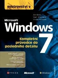 Mistrovství Microsoft Windows 7: Kompletní průvodce do ... - eReading