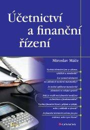 Účetnictví a finanční řízení - eReading