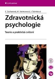 Zdravotnická psychologie - eReading