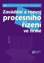 Zavádění a rozvoj procesního řízení ve firmě - eReading