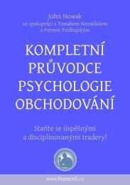 Kompletní průvodce psychologií obchodování - náhled - eReading