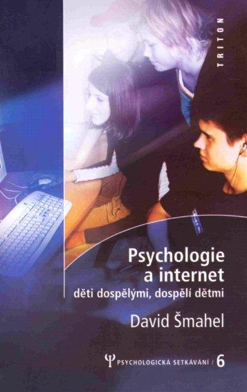 Psychologie a internet - eReading