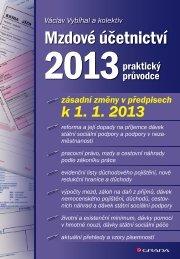 Mzdové účetnictví 2013 - eReading