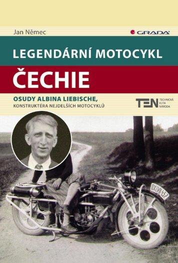 Legendární motocykl Čechie - eReading