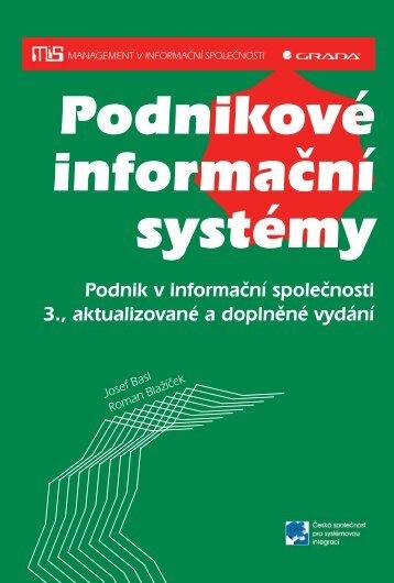 Podnikové informační systémy - eReading